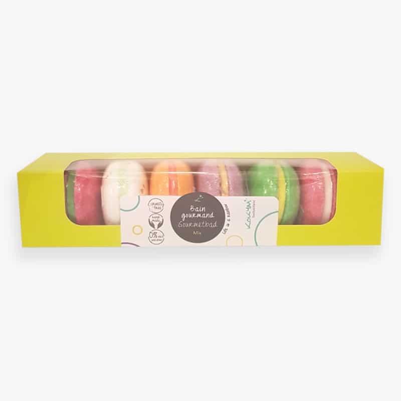 Macarons de bain | Boutique Meli Melo