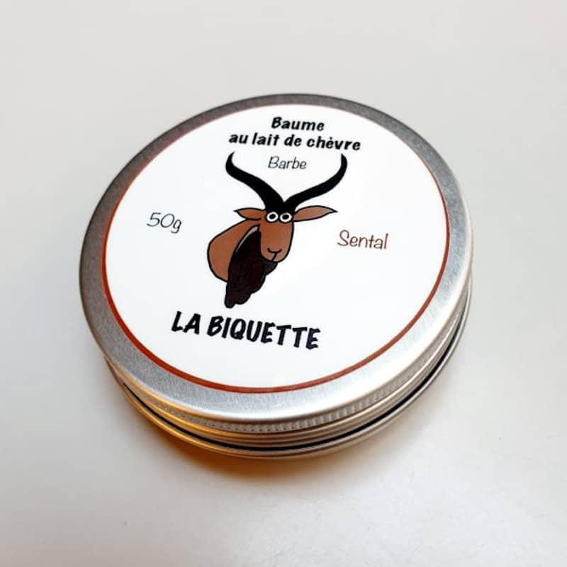 Baume Barbe | La Biquette |Boutique Meli Melo