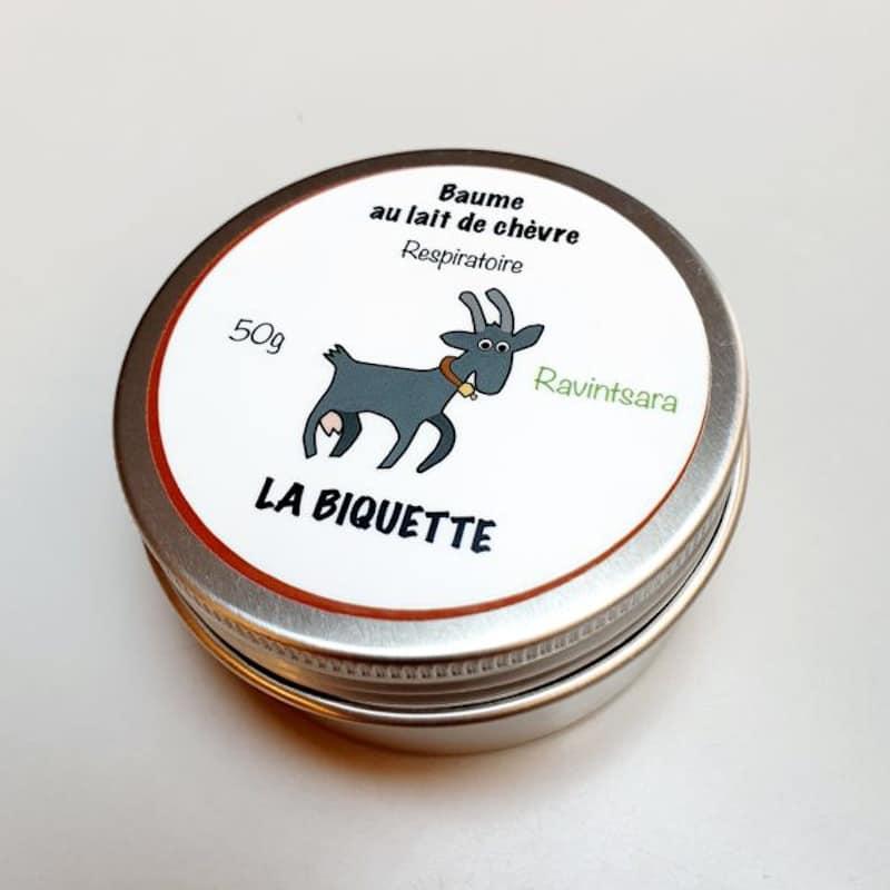 Baume Respiratoire | La Biquette | Boutique Meli Melo