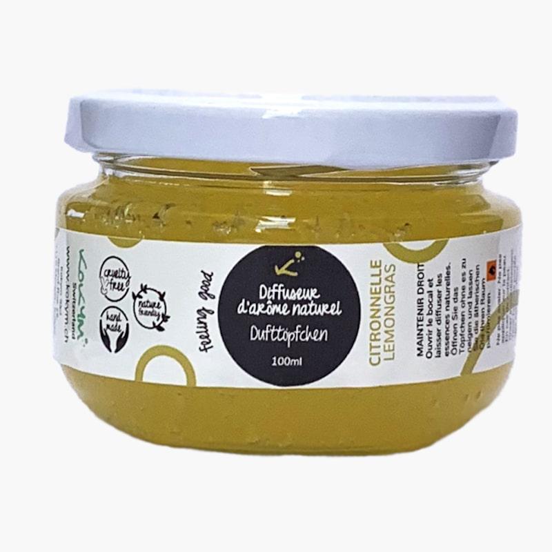 Bocal aromatique | Citronnelle | Kokym |Boutique Meli Melo