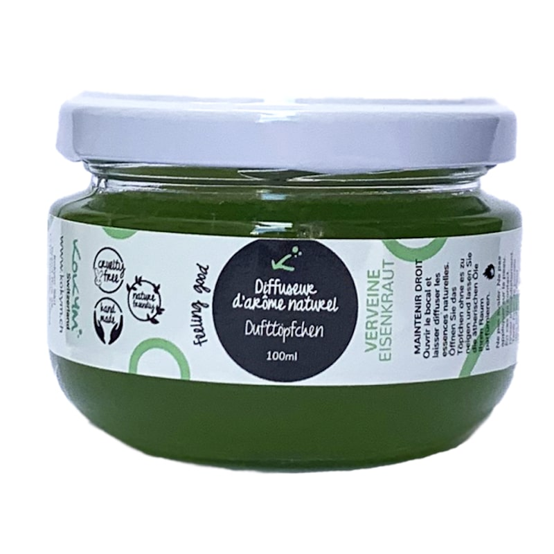 Bocal aromatique   Verveine   Kokym   Boutique Meli Melo