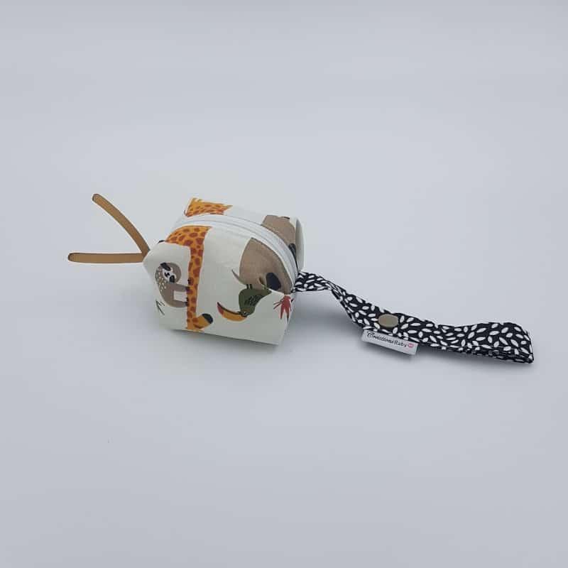 Cube à lolette | Jungle | Créations Baby | Boutique Meli Melo
