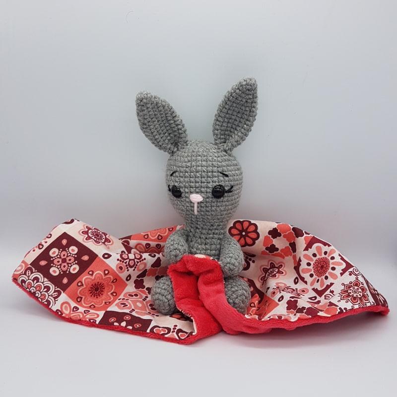 Doudou-patte | Lapin |Boutique Meli Melo