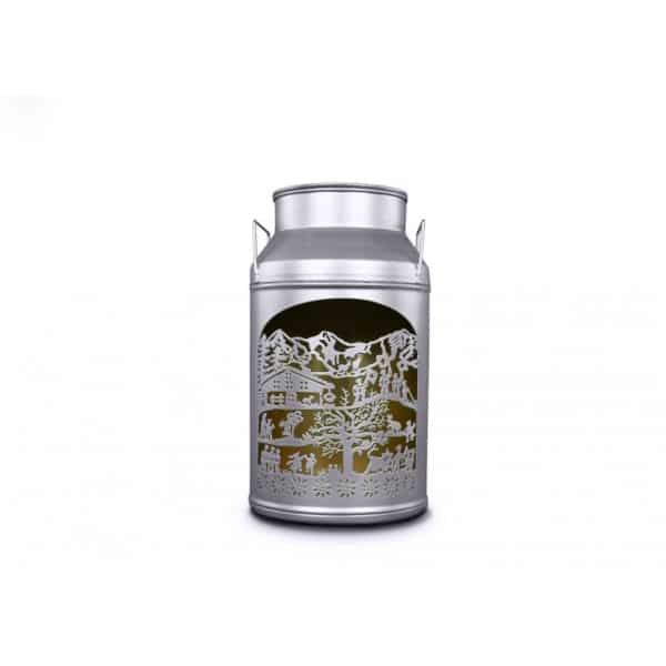 Lanterne boille a lait decoupage tradition | Moyenne | Meli Melo