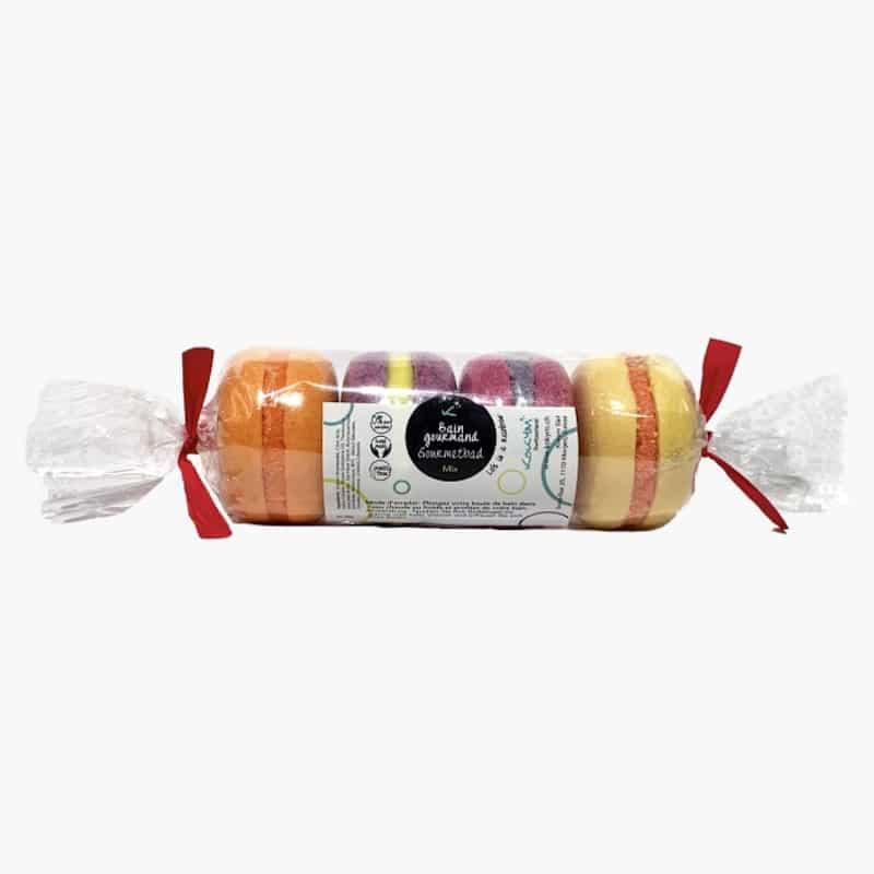 Macarons de bain | petit | Kokym | Boutique Meli Melo