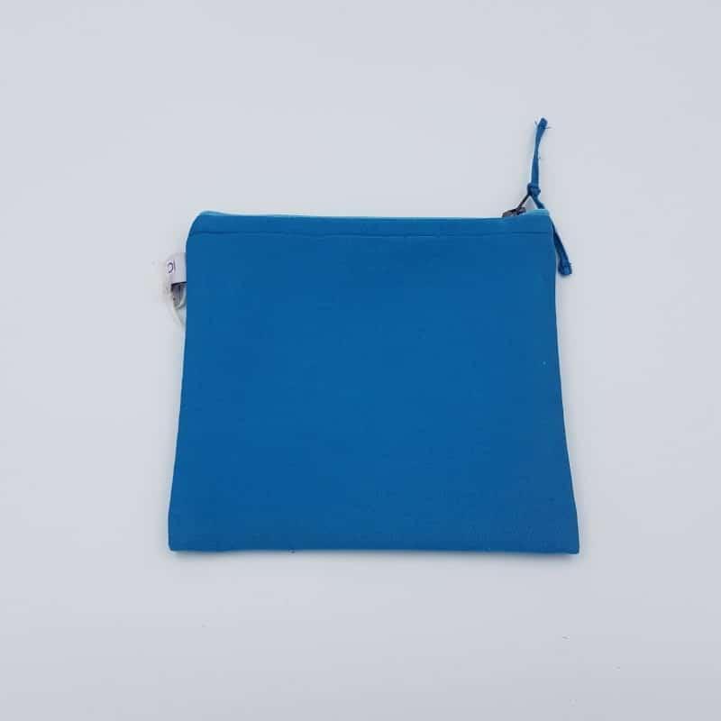 Pochette imperméable | Bleu | Api | Boutique Meli Melo