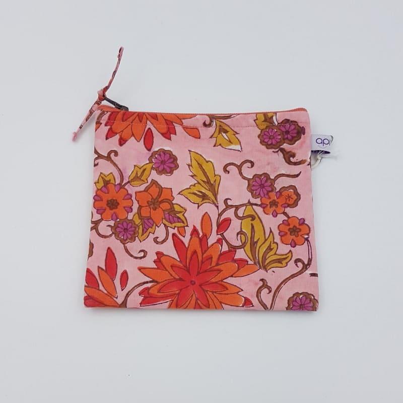 Pochette imperméable | Fleuri | Api | Boutique Meli Melo