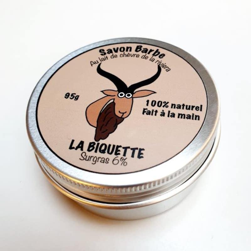 Savon Barbe | La Biquette | Boutique Meli Melo