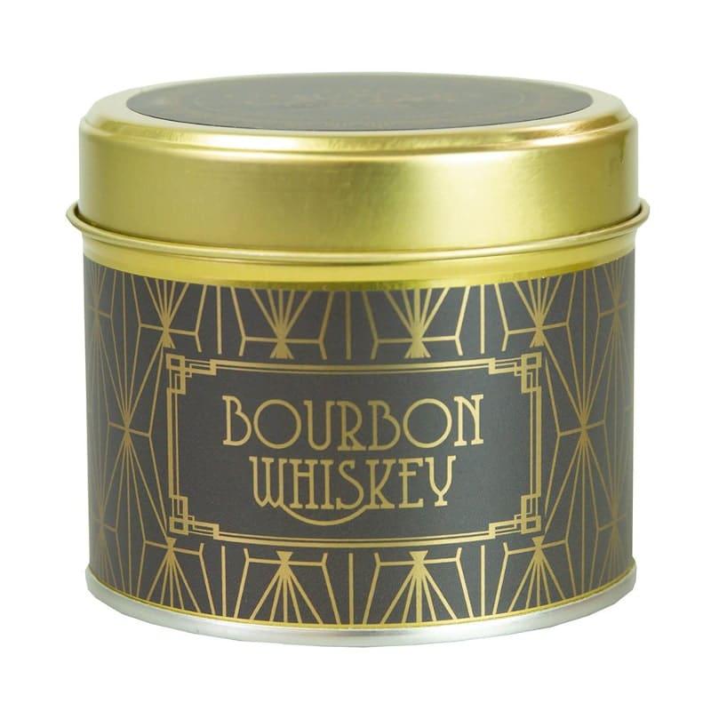 Bougie alu | Parfum Bourbon Whiskey | Boutique Meli Melo