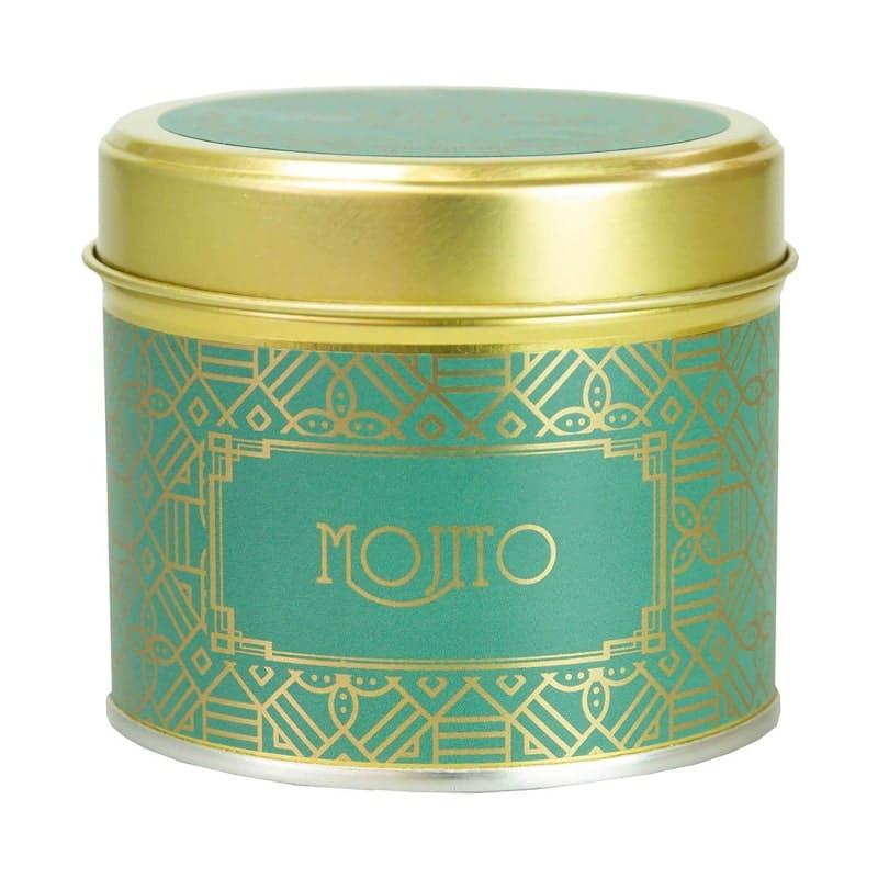 Bougie alu | Parfum Mojito | Boutique Meli Melo